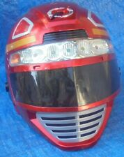 Power Rangers Operation Overdrive Mega Mission Red Helmet 2007 Bandai Cosplay