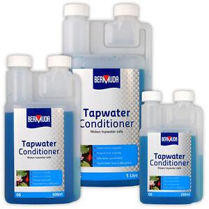 Bermuda Tapwater Conditioner Dechlorinator Pond Tap Water Chlorine Remover Start