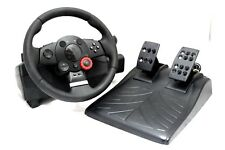 Logitech Driving Force GT Racing Steering Wheel & Pedals for PS2/ PS3 | E-X5C19