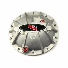 G2 Axle & Gear Differential Cover Aluminum Natural 10-Bolt GM 8.5 & 8.6 in. Each