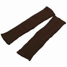 Brown Leg Warmers for Women