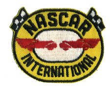 Hot Rod Patch Vtg Nascar International Speedway Race Racing mechanic