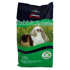 Chudleys Rabbit Royale 15 kg Foods Small Animal Rabbit Pellets Muesli Grass