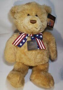 "Wish Bear 2002 Teddy Bear 26"" Plush 100th Anniversary LARGE Stuffed Animal"
