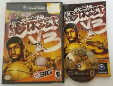 Nintendo Gamecube Nba Street Vol 3 With All Stars Complete Free Shipping Ngc Gc