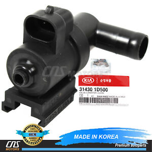 GENUINE VAPOR CANISTER CLOSE VALVE for 07-13 KIA FORTE KOUP RONDO 314301D500⭐⭐⭐⭐