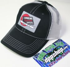 Dodge Cummins dependable diesel trucker hat ball cap cummings peterbilt kenworth