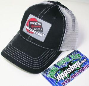 Dodge Cummins dependable diesel trucker hat ball cap cummings peterbilt kenworth