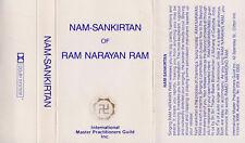 NAM-SANKIRTAN Of Ram Narayan Ram - Cassette - Tape   SirH70