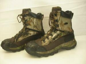 Men's 11.5 D M Irish Setter Grizzly Tracker WP 400 Gram Big Game Hunting Boots