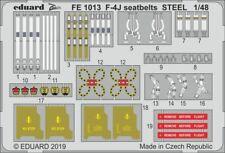 Eduard 1/48 McDonnell Douglas F-4J Phantom II Seatbelts Steel for Academy kits