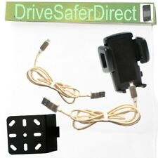 4Fone-B26Wn-5017-q Cradle for Phone and USB Charging Mount Mercedes C Class 11>