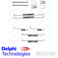 Rear Brake Shoe Fitting Kit Springs BMW:E28,E34,5