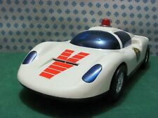 Vintage Toy - FERRARI  Highway Patrol Police Dept. , Battery operated , 34 Cm.