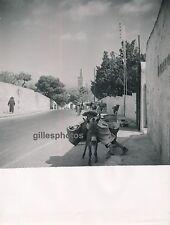 TANGER c. 1950 - Minaret Rue Anes Maroc - M37