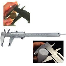 Calibro Manuale 150 Mm Corsoio Acciaio Precisione Lavoro Bricolage Calcolo 383