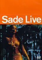 Sade, Sade Adu - Sade Live [New DVD]