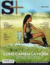Specchio.Anteprima Calendario Pirelli,Elizabeth Banks,Antonio Marras,Renzo Rosso