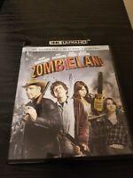 Zombieland (4K Ultra HD + Blu-ray) (No Digital) - VERY GOOD