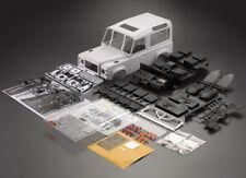 1/10 RC Defender D90 Hard Plastic Body Shell Kit W/ Interior for SCX10 Crawler