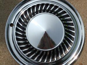 1959-60 Ford Galaxie, Thunderbird wheel covers, set 4, NOS!  B9A-1130-A hub cap