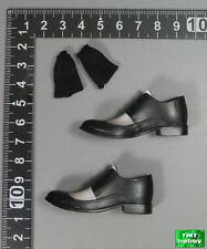 1:6 Scale DAM TOYS Spade J GK001MX Memories Ver - Black & White Shoes