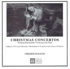 I Solisti Italiani - Christmas Concertos MHS CD