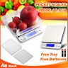0.01g~500g 0.10g~3KG Digital Pocket Scales Jewellery Electronic Milligram Micro