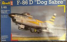 "Revell F-86D ""Dog Sabre"" Model Kit 04553 in 1:48 Scale"