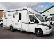 Semi-Automatic 2016 Campervans & Motorhomes