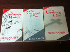 THE CASTLEREAGH LINE CROSS HERITAGE By Ross NAPIER First Edition 1st SET 3 BULK