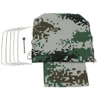 WPL 1/16 RC Parts B16 B24 CLOTH FABRIC TARP For Rear Bed #A203 FOREST -GREEN-