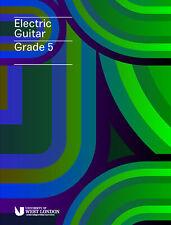 Electric Guitar Grade 5 9790570122097 Electric Guitar Music London College of Mu