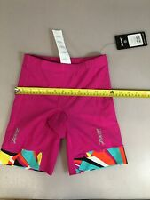 Zoot Protege Girls Tri Triathlon Shorts Size Xl Xlarge (6919-2)