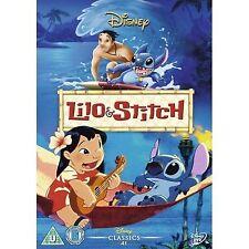 Lilo & Stitch [DVD] [2002], New, DVD, FREE & Fast Delivery