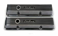 Engine Valve Cover Set-Elite Series Edelbrock 4262