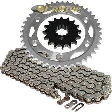 Drive Chain & Sprockets Kit Fits HONDA CBR929RR CBR954RR Fire Blade 2000-2003