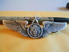 Original Vietnam Era United States Air Force  Senior Aircrew Wings by KREW GI T3