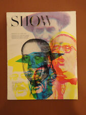 Vintage 'SHOW' The Magazine of The Arts. June, 1964