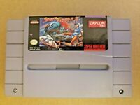 Street Fighter II 2 - Super Nintendo SNES - CART ONLY - Tested Working AUTHENTIC