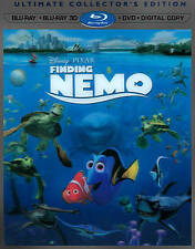 FINDING NEMO [Blu-ray], Good DVD, Joe Ranft,Vicki Lewis,Stephen Root,Austin Pend
