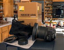 Nikon PC-E Micro Nikkor 45mm Tilt/Shift f/2.8 ED MINT