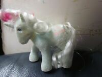 Vintage 1986 My Little Pony G1 MLP So Soft Ponies FIFI