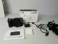 Digital Camera Vlogging 24MP Ultra HD 2.7K WiFi YouTube Camera 3