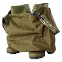 Dirt Boot Amphibian Chest Waders 100% Waterproof Nylon Wader