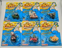 NEW The Tick Wacky Windups COMPLETE SET OF 6 BanDai 1995 NIB