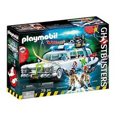 PLAYMOBIL 9220 Ghostbusters Ecto 1 With Lights and Sound.