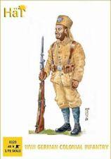 Cappello 8123-ww1 FANTERIA COLONIALE TEDESCA 1:72 personaggi-Giochi di Guerra Kit Modello