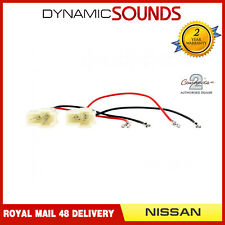 CT55-NS01 Car Speaker Adapter Harness Connectors for Nissan