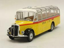 Saurer L4C 1959 Bus PTT Switzerland 1:43 IXO BUS003
